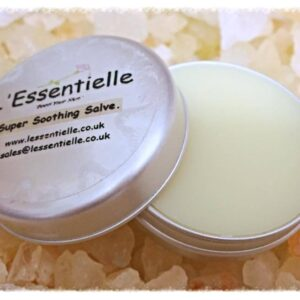 soothing salve skincare